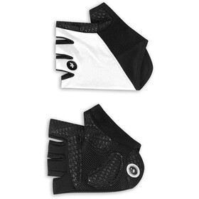 assos summerGloves_S7, white panther